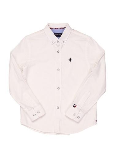 North Of Navy North Of Navy Beyaz Gömlek Beyaz